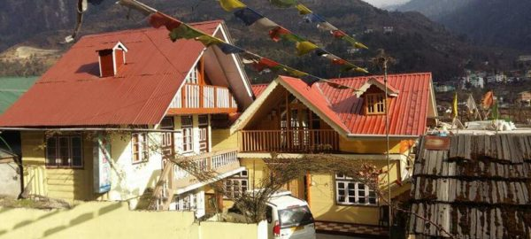 OurGuest Kalden Retreat, Lachung, lachung homestay, OurGuest