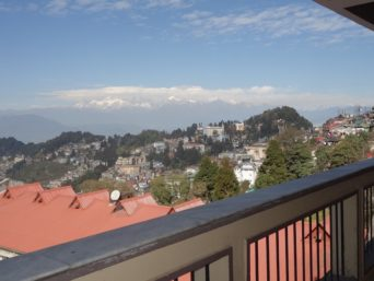 balcony, Sala Trees, Darjeeling, darjeeling homestays, OurGuest